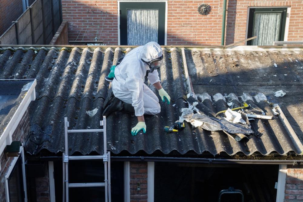 Asbestsanering fra Vest Byggteknikk - Asbest - Fjerning av asbest